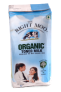 Organic Cow Milk Toned